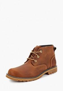 Ботинки Timberland Larchmont WP Chukka MEDIUM BROWN