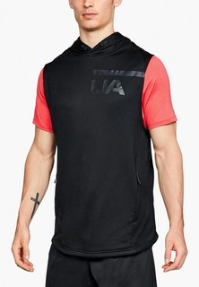 Худи Under Armour MK1 Terry Sleeveless Hoodie