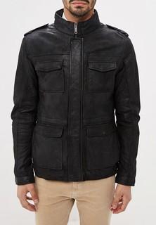 Куртка кожаная Urban Fashion for Men PV616S7