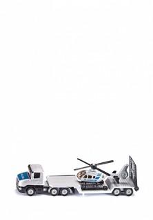 Набор игровой Siku Грузовик с вертолетом