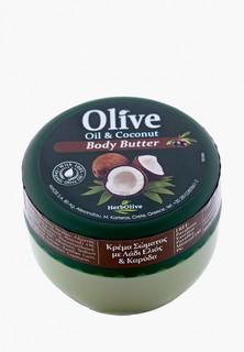 Масло для тела HerbOlive с кокосом мини 50 мл