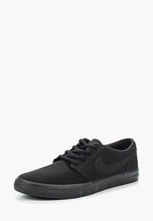 Кеды Nike Mens SB Solarsoft Portmore II Skateboarding Shoe