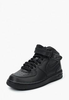 Кроссовки Nike Boys Nike Force 1 Mid (PS) Pre-School Shoe