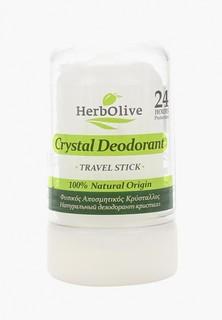 Дезодорант HerbOlive Кристалл натуральный стик, 60 гр