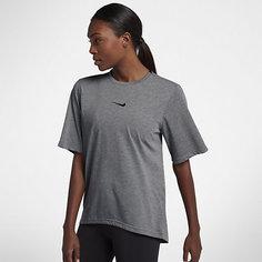 Женская футболка с коротким рукавом для тренинга Nike Dri-FIT