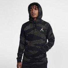 Мужская флисовая худи с камуфляжным принтом Jordan Sportswear Jumpman Nike
