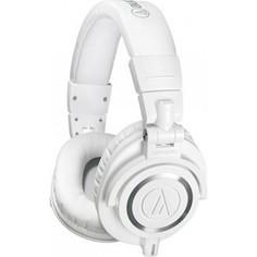 Наушники Audio-Technica ATH-M50X white