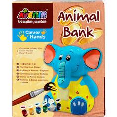 AVENIR Набор для росписи копилки Слон (AL2016)