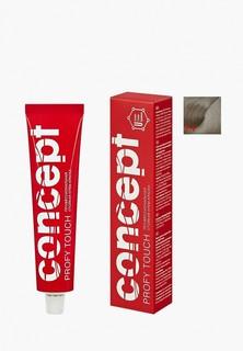 Краска для волос Concept Permanent color 9.1 Светлый пепельный блондин