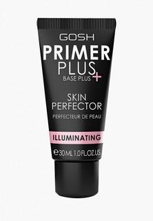 Праймер для лица Gosh Gosh! Primer Plus Illuminating с эффектом сияния, 30 мл, 004