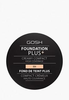 Тональное средство Gosh Gosh! Foundation Plus+ 004, 30 мл