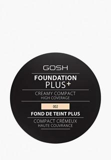 Тональное средство Gosh Gosh! Foundation Plus+ 002, 30 мл