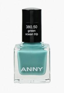 Лак для ногтей Anny тон 380.50 мятный