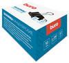 Зажимы Buro 065000601 сталь 51мм черный (упак.:12шт) картонная коробка