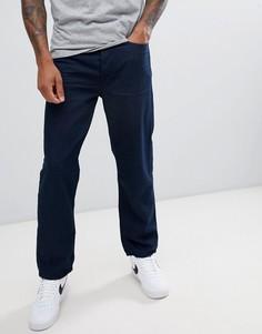 Широкие джинсы Diesel Dagh 084ZF - Темно-синий