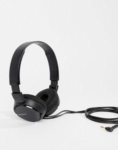 Проводные наушники Sony ZX310 - Черный