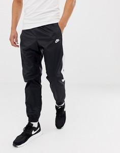 Черные джоггеры Nike 927998-011 - Черный