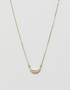 Ожерелье Pieces - Золотой