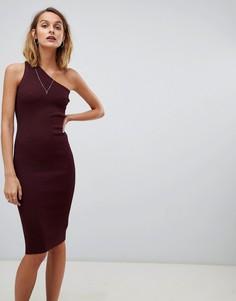 Облегающее платье AllSaints - Красный