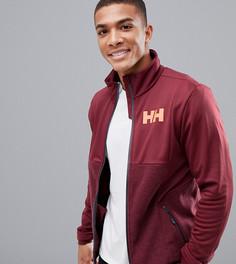 Лыжная куртка с флисовыми вставками Helly Hansen Ullr - Красный