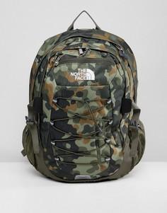 Зеленый рюкзак The North Face Borealis - 29 л - Зеленый