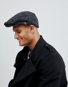 Плоская кепка Barts Dayton - Серый