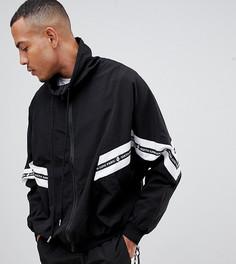 Черная куртка на молнии Sixth June - Черный