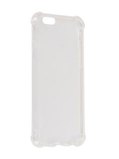 Аксессуар Чехол Liberty Project Silicone для iPhone 6 / 6S TPU Armor Case Transparent 0L-00029775