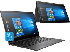 Ноутбук HP Envy x360 15-cn0017ur Dark Silver 4GU86EA (Intel Core i7-8550U 1.8 GHz/16384Mb/512Gb SSD/nVidia GeForce MX150 4096Mb/Wi-Fi/Bluetooth/Cam/15.6/3840x2160/Windows 10 Home 64-bit)