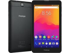 Планшет Prestigio WIZE 1177 4G (Quad Core Processor 1.3 GHz/1024Gb/8Gb/4G/Wi-Fi/Bluetooth/Cam/7.0/1024x600/Android)
