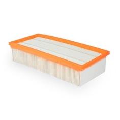 Фильтр складчатый fp 112 pet pro для пылесосов karcher filtero 05791