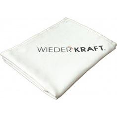 Покрывало сварочное (1.8x1 м; до 1600 градусов) для защиты кузова автомобиля wiederkraft wdk-65507