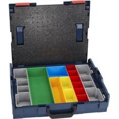 Чемодан bosch l-boxx 102 set 13 pcs 1600a001s2
