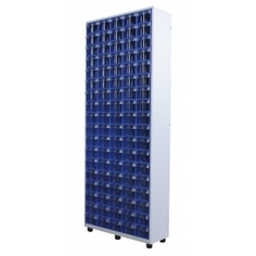 Шкаф в сборе на 90 коробов стелла с-2-90