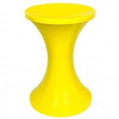 Пластиковый стул изумруд ля франс желтый 403