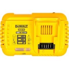Универсальное зарядное устройство (18-54 в) dewalt dcb118