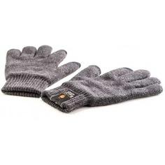 Сенсорные перчатки с гарнитурой bluetooth р. m серые dress cote talkers 1-8-014