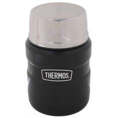 Термос для еды thermos king sk3000 0.47 л, черный 918109