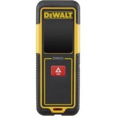 Лазерный дальномер dewalt 30 м dw033