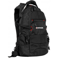 Рюкзак wenger narrow hiking pack чёрный 13022215