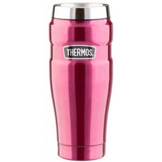 Термокружка thermos sk1005 0.47 л, розовая 15358