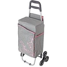 Сумка-холодильник на колесиках thermos серая, 28l 469878