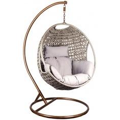 Подвесное кресло-качели с подушкой boyscout 61082