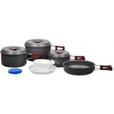Набор посуды для кемпинга boyscout 61167