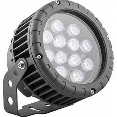 Светодиодный прожектор feron ll-883 d150xh200, ip65 12w 85-265v, теплый белый 32140