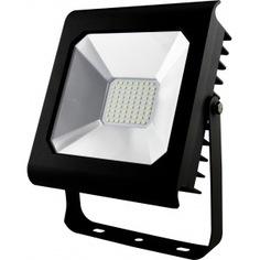 Светодиодный прожектор эра lpr-50-2700к-м smd pro б0028660