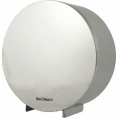 Диспенсер для туалетной бумаги neoclima d-m2 нержавеющая сталь 34248