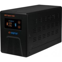 Ибп (12в, 1000 ва) энергия гарант 1000 е0201-0040