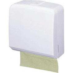 Диспенсер для бумажных полотенец, пластик белый teres optima fd-528 w 20.70