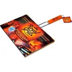 Эластичная решетка-гриль для блюд нестандартных размеров royalgrill 34х22см 80-029